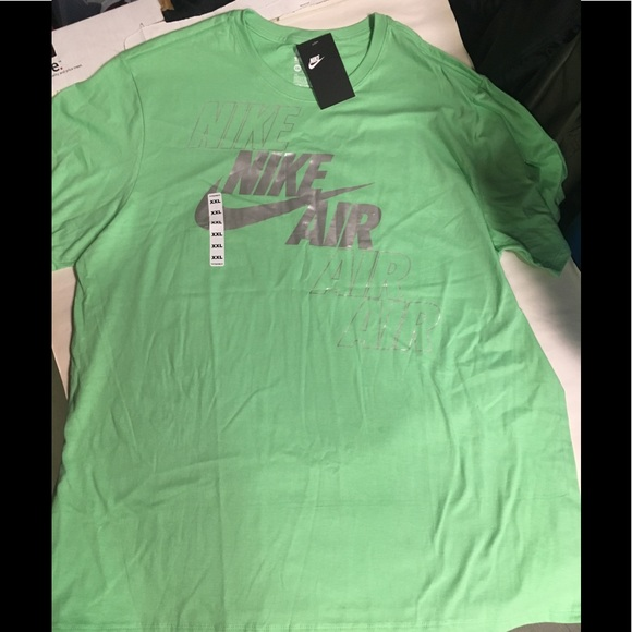 nike t shirt xxl